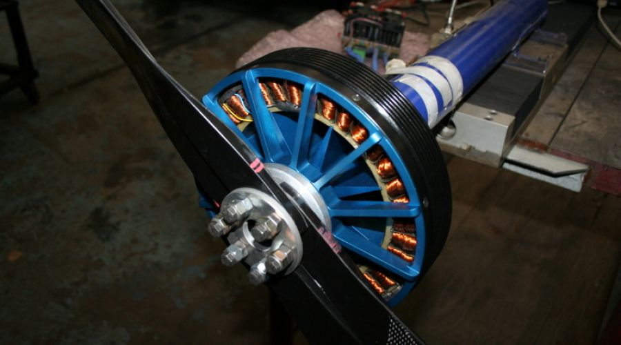 REX series - Rotex Electric